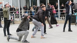 Download Mannequin Challenge in Public Prank! (Strangers) #Mannequinchallenge Video