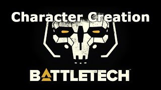 Download Battletech - Campaign Intro & Character Creation Video