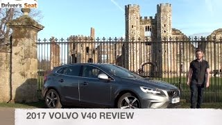 Download Volvo V40 2017 Review | Driver's Seat Video