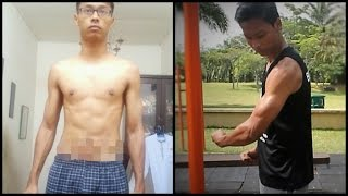 Download Epic 18 Years Old Strength and Body Transformation! (Calisthenics) - Bar Brothers MY Video
