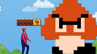 Download Mario Maker real life Video
