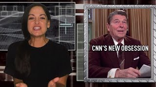 Download The obvious intentions behind CNN's ″The Reagan Show″ Video
