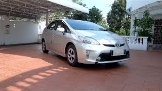 Download 2013 Toyota Prius Luxury Start-Up, Full Vehicle Tour, 0-100km/h Run, and Test Drive Video