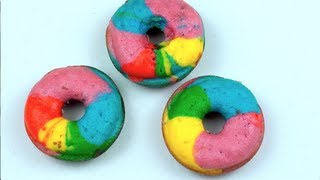 Download RAINBOW DONUTS - Todd's Kitchen Video