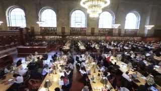 Download Rose Main Reading Room Update Video
