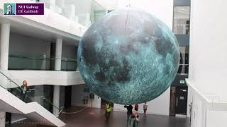 Download Moon landing at NUI Galway Video