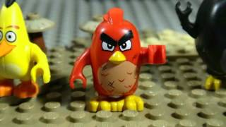 Download LEGO ANGRY BIRDS - PIGGY PIRATE SHIP Video