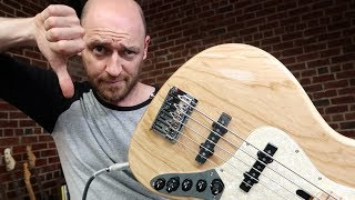 Download Why you SHOULDN'T play a 5 string bass... Video