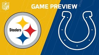 Download Steelers vs. Colts (Week 12 Preview) | Around the NFL Podcast | NFL Video