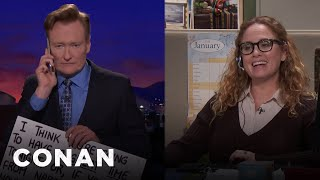 Download Conan Returns A Joke - CONAN on TBS Video