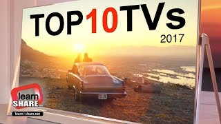 Download Top 10 Best TVs 2017 Ultra HD 4K, HDR, 1080p Screen's Video