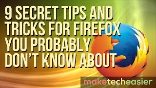 Download 9 Secret Tips and Tricks for Firefox You Probably Don't Know About Video