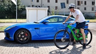 Download Crazy Sports Car Triathlon In 39 Degrees Heat Video