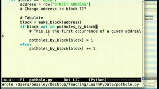 Download Learn Python Through Public Data Hacking Video