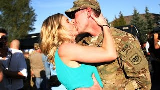 Download Soldiers Surprising Girlfriends/Wives Compilation (2015) Video