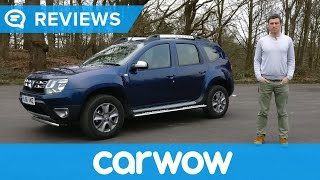 Download Dacia Duster 2017 SUV review | Mat Watson Reviews Video