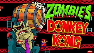 Download Nintendo Donkey Kong Zombies Custom Gameplay 💀 Call of Duty Black Ops 3 Custom Zombies Video