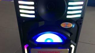Download Караоке комбоусилитель Temeisheng QX1012 Video