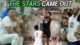 Download RUSSELL WESTBROOK & DWYANE WADE Pop Out For Nike EYBL! Cole Anthony, Zaire Wade & Too Many POSTERS! Video