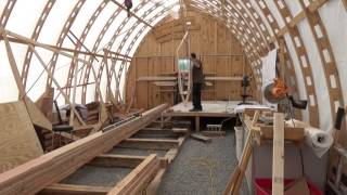 Download Building wooden boat frames with glue/bolts and cutting the chine notch, Sea Dreamer Project ep.12 Video