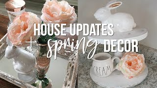Download SHARING HOUSE UPDATES + SPRING DECOR! Video