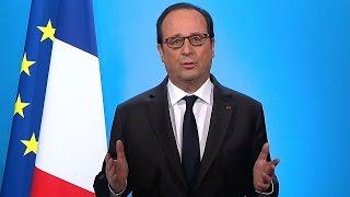 Download Франсуа Олланд отказался баллотироваться на пост президента в 2017 году Video