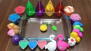 Download Mixing Random Things into Homemade Slime | Slime Smoothie | Most Satisfying Slime Videos Video