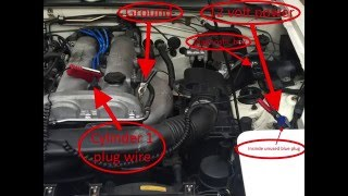 Download 1995 Mazda Miata - Adjusting timing -Adjusting idle Video