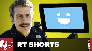 Download RT Shorts - Cop Tickets Self-Driving Car Video