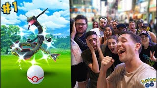 Download I give you… THE GREATEST SHINY IN POKÉMON GO! (Catching Shiny Rayquaza) Video