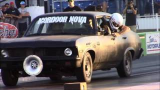 Download Street Outlaws Jeff Lutz grudge match with Moordoor Nova!! At American Outlaws Live Video