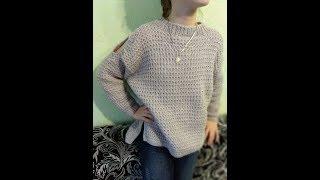 Download Модный свитер для девочки. 3 часть. Video