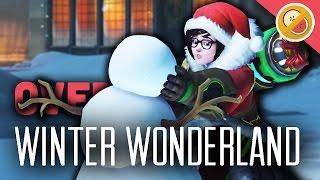 Download MEI'S SNOWBALL OFFENSIVE! - Overwatch Winter Wonderland Update (New Skins & Brawl Gameplay) Video