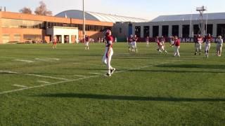Download Nick Saban gets mad at Alabama defensive backs Video