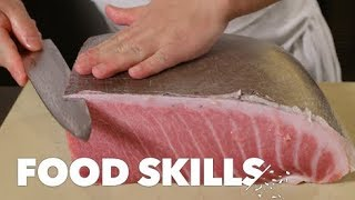 Download Sushi Masters Explain the Art of Omakase | Food Skills Video