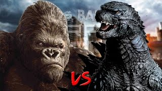 Download King Kong vs Godzilla. Épicas Batallas de Rap del Frikismo | Keyblade Video