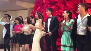 Download Công Vinh - Thuỷ Tiên nhảy trên sân khấu ngày cưới Video