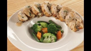 Download Chicken Roulade In Pepper Sauce | Sanjeev Kapoor Khazana Video