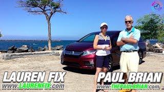 Download 2018 Honda Odyssey: His Turn - Her Turn™ Car Review Video