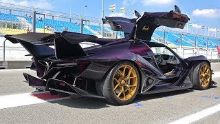 Download $3.0 Million Apollo IE - LOUD REVS & DRIVING ON TRACK! Video