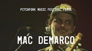 Download Mac DeMarco | FULL SET | Pitchfork Music Festival Paris 2013 | PitchforkTV Video