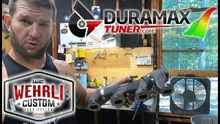Download Truck Upgrades with Duramaxtuner and Wehrli Custom Fab: Day 6 Video