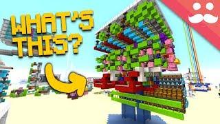 Download Exploring my Minecraft Redstone World! Video