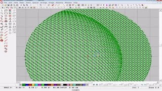Download How to use ( 3D Warp ) for make Embroidery Design Wilcom 09, Wilcom 2006...... Video