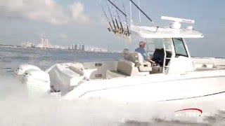 Download Boston Whaler 330 Outrage Test 2016- By BoatTest Video