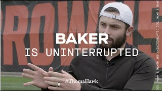 Download Baker Mayfield on Tyrod Taylor, Josh Gordon & Top 5 QBs Video