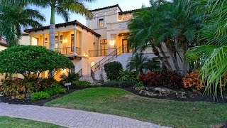 Download Exquisite Mediterranean Home in Bradenton, Florida Video