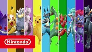 Download Pokkén Tournament DX - New Features Trailer (Nintendo Switch) Video