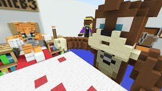 Download Minecraft Xbox - Stampy's Bedroom - Hunger Games Video