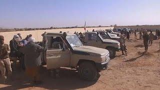 Download Des ex-rebelles touaregs rejoignent l'armée malienne Video